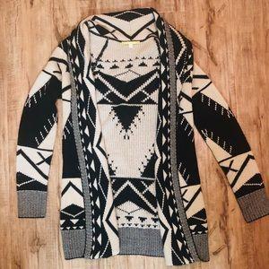 G I A N N I  B I N I // aztec sweater